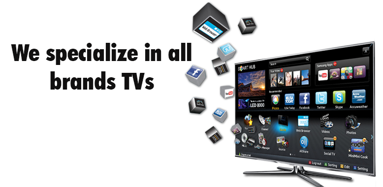 LED TV / LED Smart TV all Brands