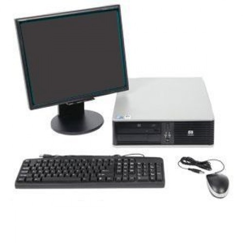 hp Core 2 Duo Elite Desktop