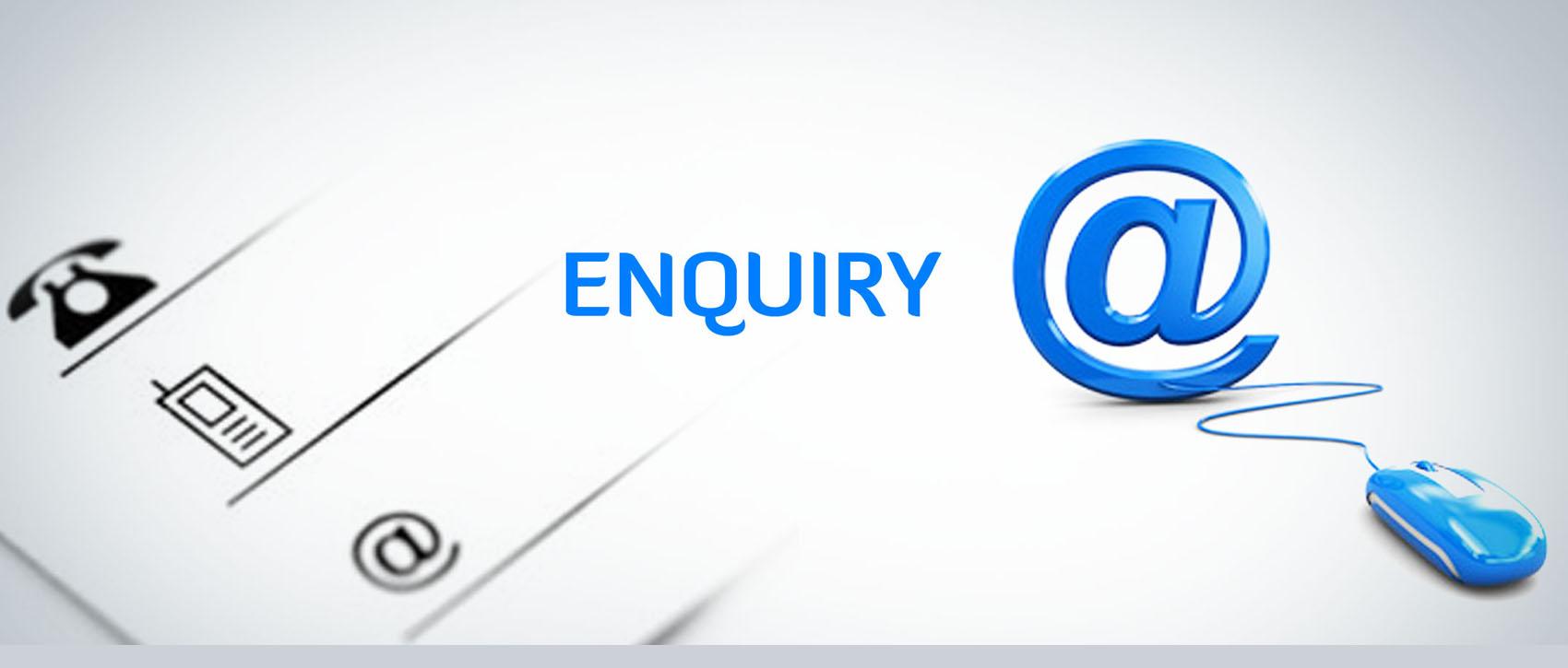 Bulk Enquiry