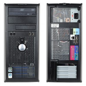 Dell Optiplex 740 Tower